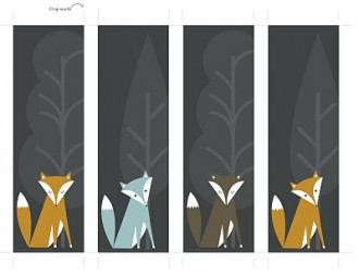 BookmarksFoxes3