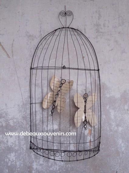 Claire Rougerie // De beaux souvenirs_cage2