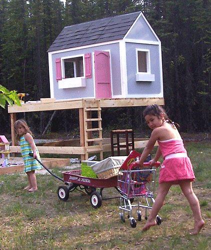 la cabane au fond du jardin. Black Bedroom Furniture Sets. Home Design Ideas