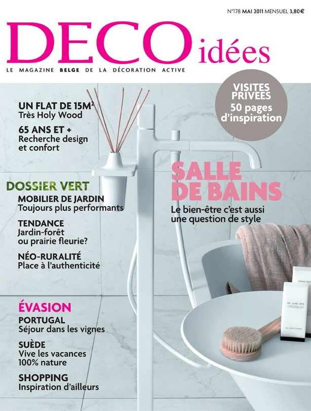 le magazine d co id es. Black Bedroom Furniture Sets. Home Design Ideas