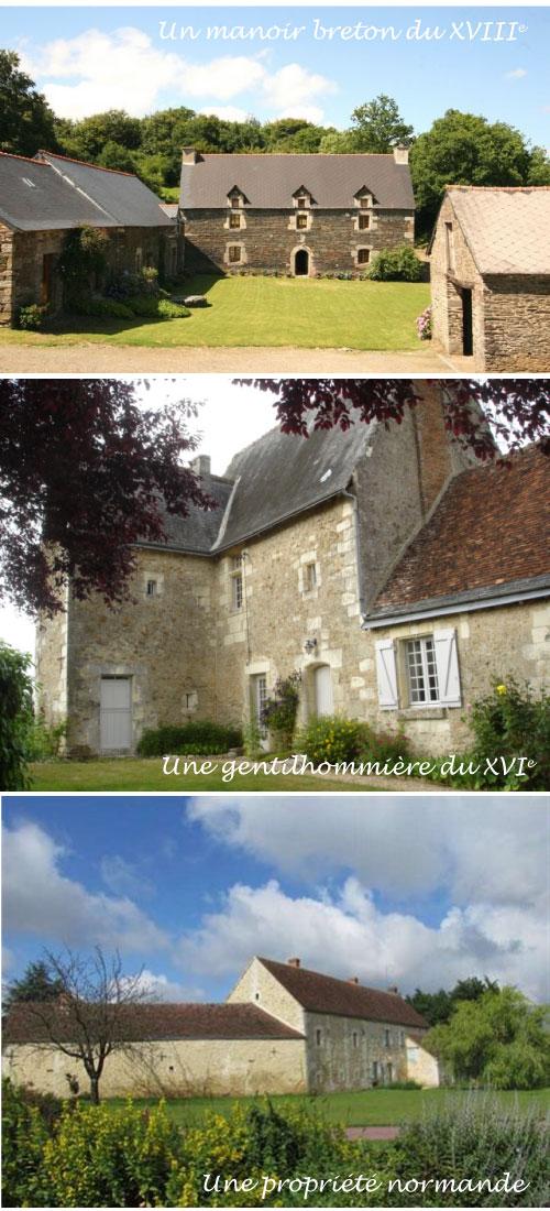 immobilier château et domaines