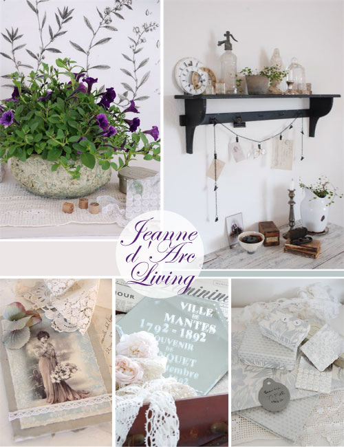 Jeanne d 39 arc living for Deco home sweet home