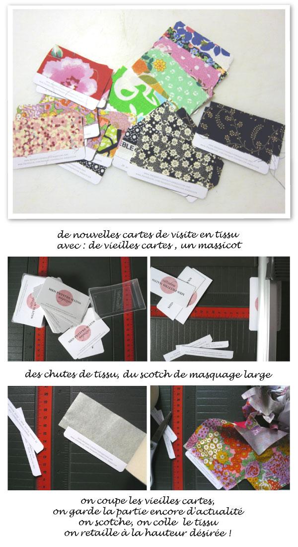 Cr ations et savoir faire check list et cartes de visite en tissu plumetis magazine - Salon creation et savoir faire billet gratuit ...