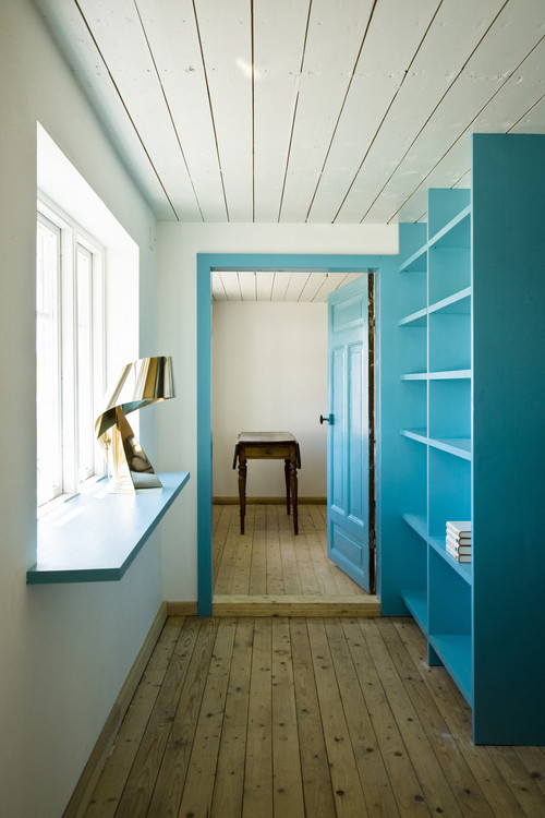 Summerhouse Skåne modern hall