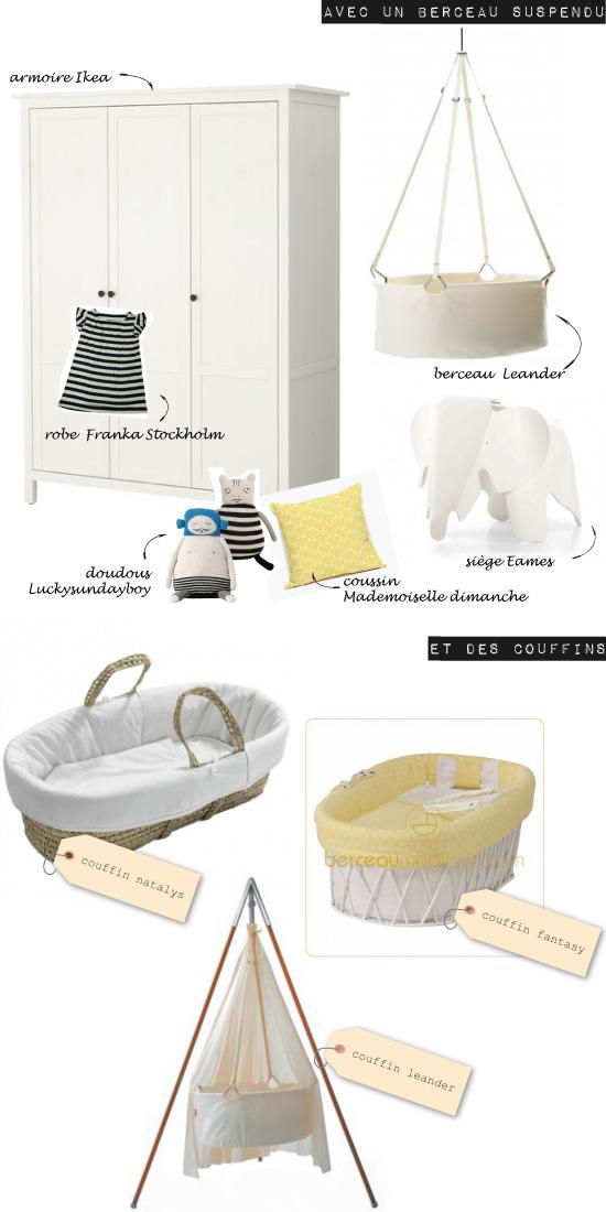 les couffins. Black Bedroom Furniture Sets. Home Design Ideas