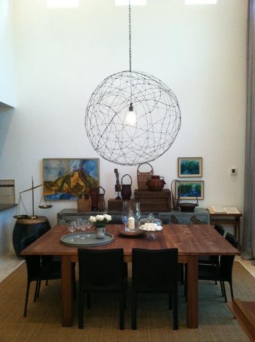 Table Decoration Fer Forg Ef Bf Bd