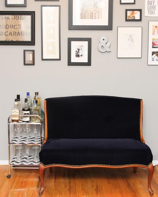 comment retapisser un fauteuil. Black Bedroom Furniture Sets. Home Design Ideas