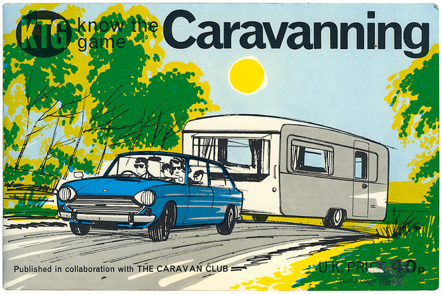know the game - caravanning
