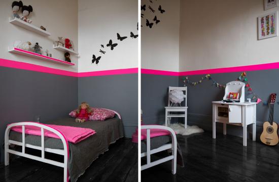 dans la maison de loulou. Black Bedroom Furniture Sets. Home Design Ideas