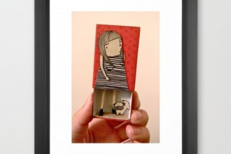 mailyillustrations-matchboxframed-society6-550x5501