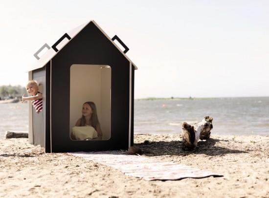 la cabane pour enfants maja. Black Bedroom Furniture Sets. Home Design Ideas