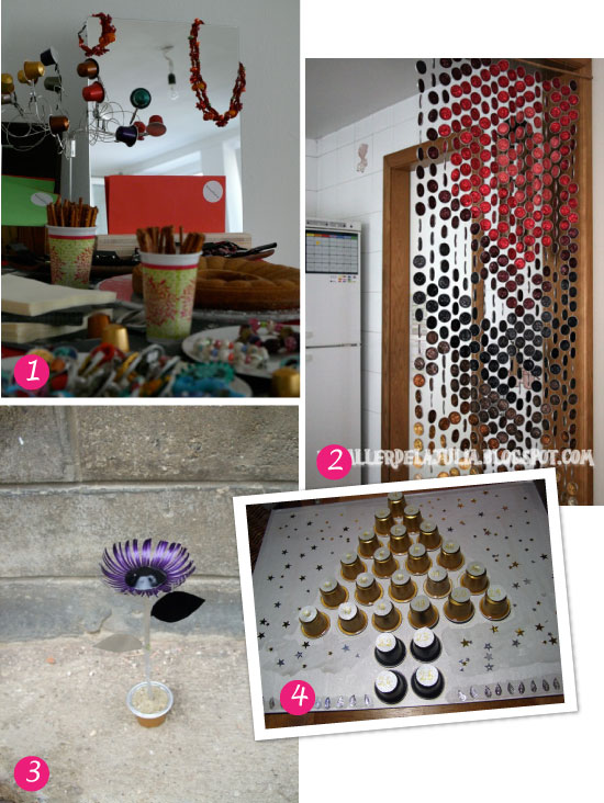 recyclage de capsules nespresso. Black Bedroom Furniture Sets. Home Design Ideas