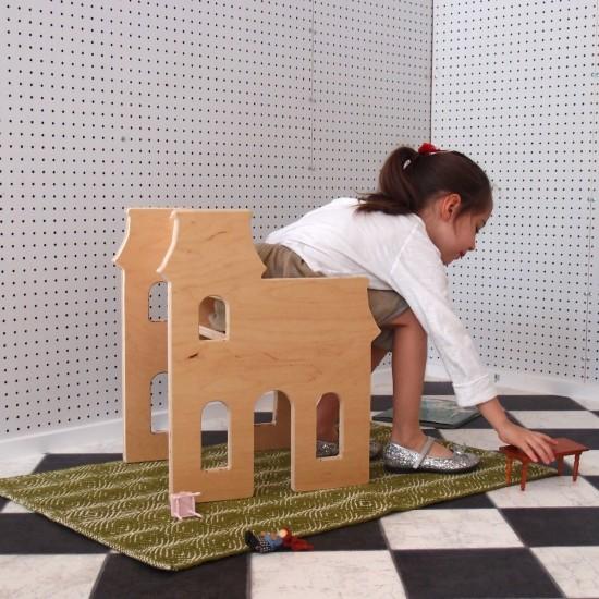 Children's Neighborhood Chair - The Victorian
