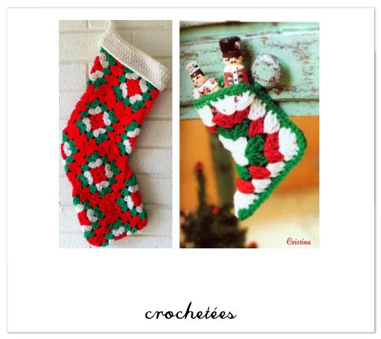 chaussettes-christmas-crochet