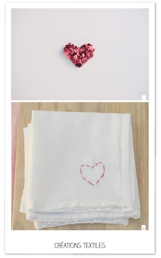 coeur-textile