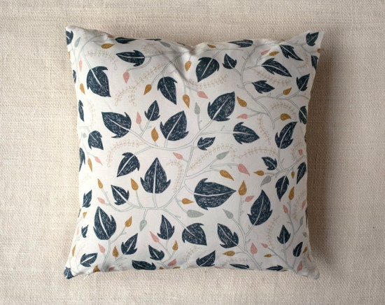 bramble pillow cover - WIT & WHISTLE