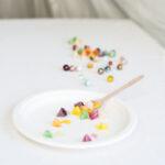 Beaux bonbons : Plumetis magazine 10