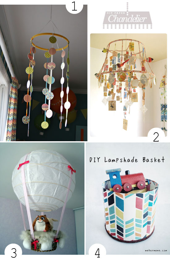DIY-abat-jour-chandelier-mobile-basket