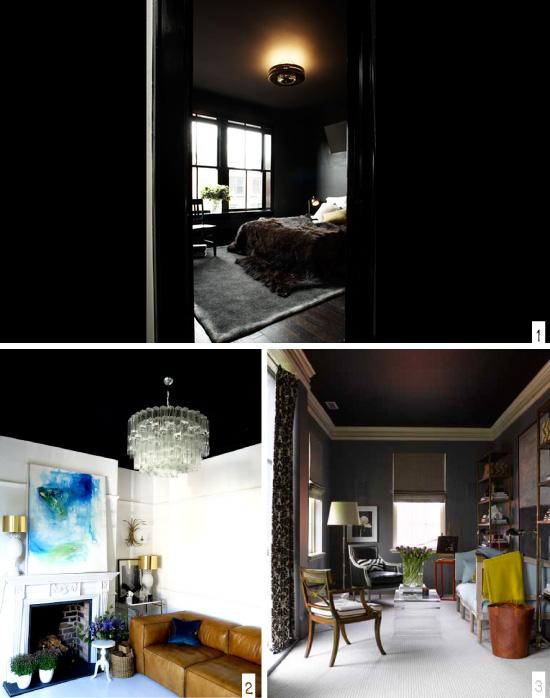 black-ceiling
