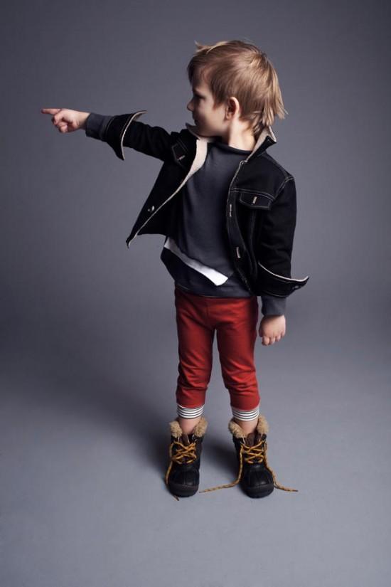holtandlulu-boy Greenlake Knit Pant