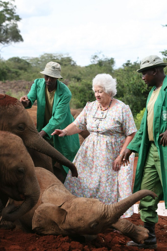 Love Brand & Co._DSWT_Dame Daphne with the orphans
