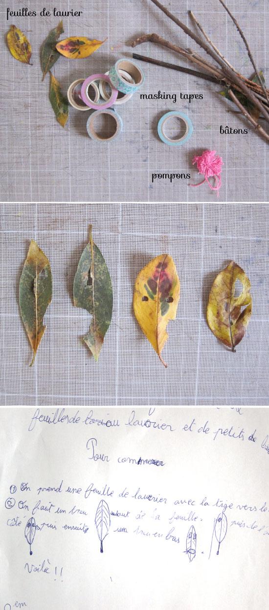 DIY-bonhommes-feuilles-mini-plumetis