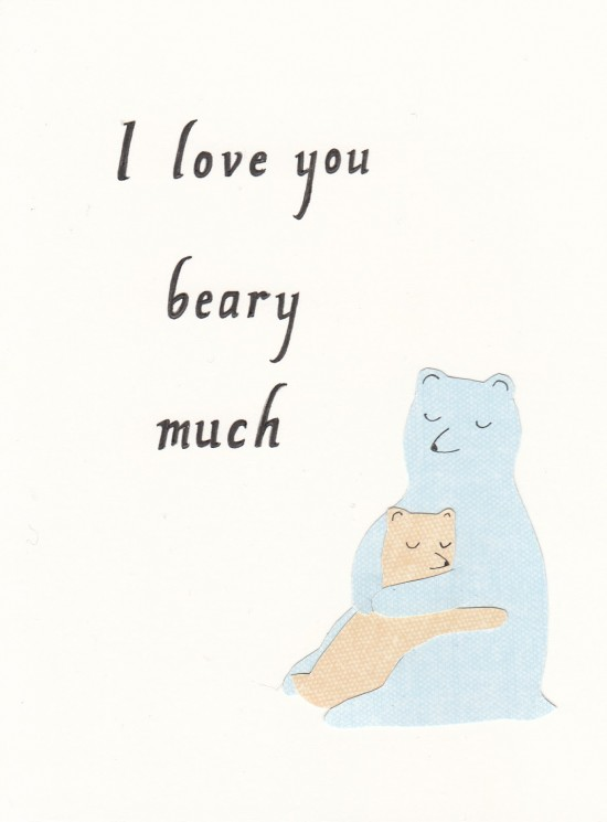 I love you beary much_chelleline