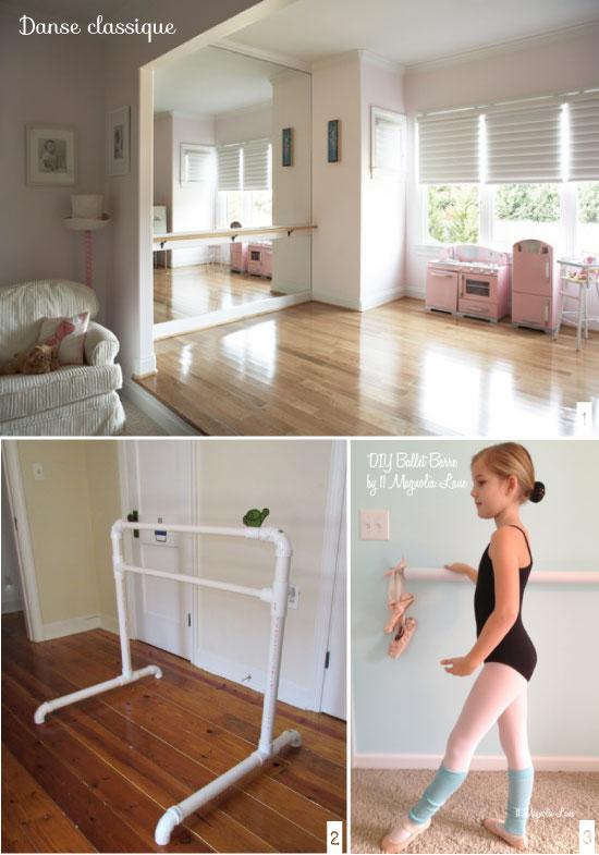 d co chambre danseuse classique. Black Bedroom Furniture Sets. Home Design Ideas