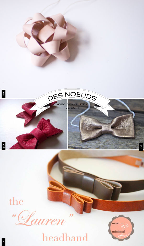 diy-leather-cuir-noeuds-bow
