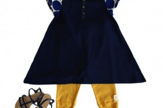 whip-cream-navy-dress-with-short-sleeves-550x5501