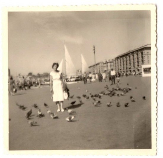 «Marseille Aout 60», Anonyme