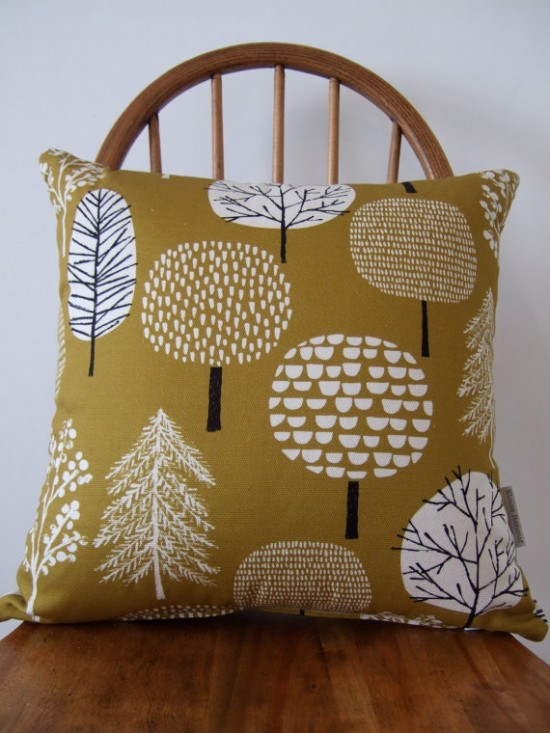 woodland cushion Eloise Renouf