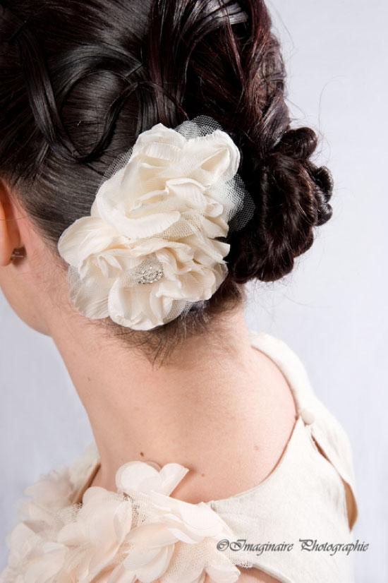 peigne à cheveux Lola Framboise
