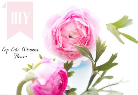 fleurs en papier par twigg studios