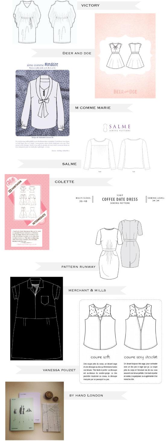 sewing-patterns