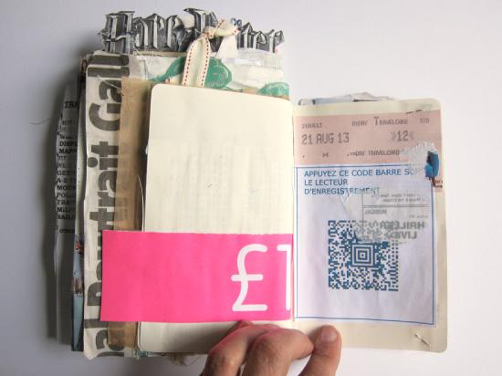 carnet de voyage pound