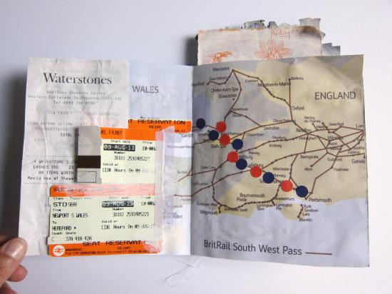 Carnet de voyage Pays de Galles