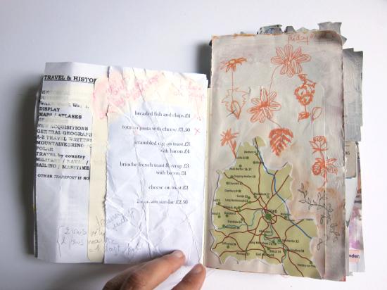 Carnet de voyage Hereford