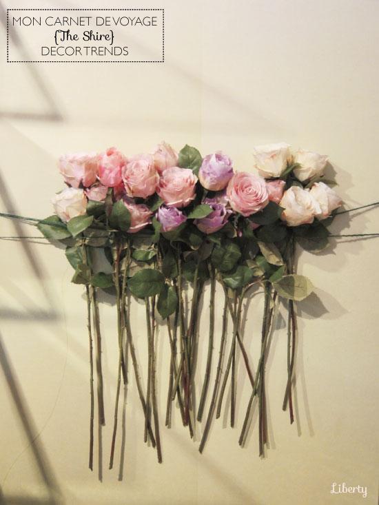 Rose display Liberty