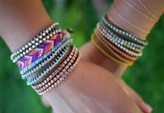 Wrap bracelet Honestly WTF