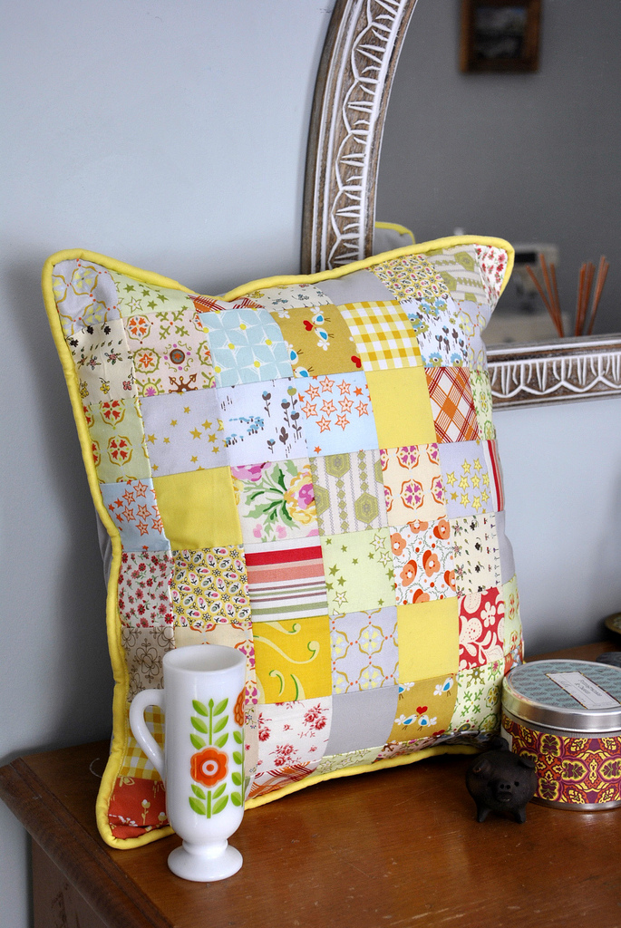 Summerhouse Pillow