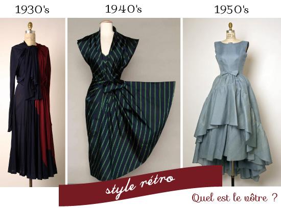 Style retro