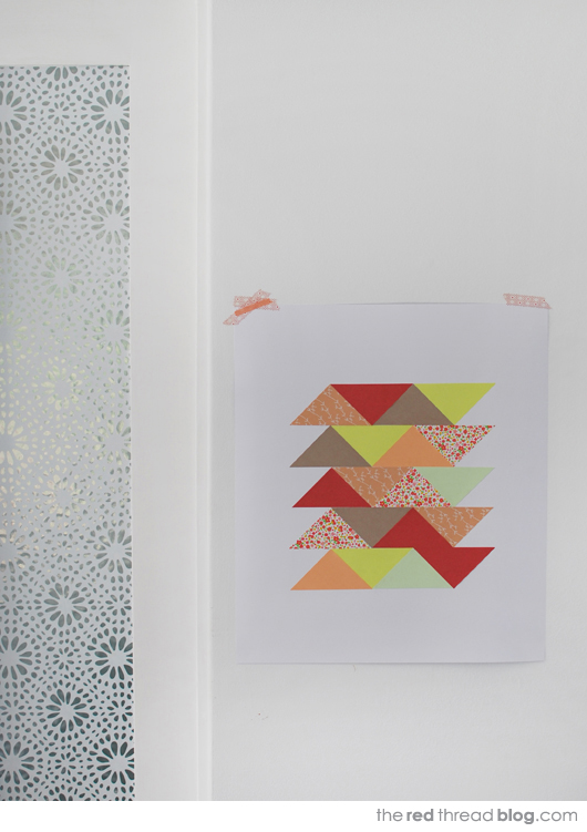 The Red Thread paper
