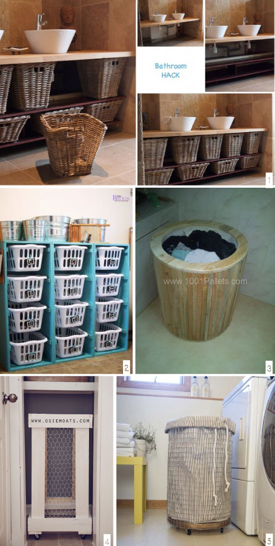 DIY Laundry Basket