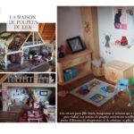 Les maisons de poupées de Léa