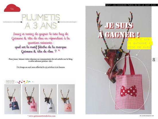 Plumetis magazine # 15