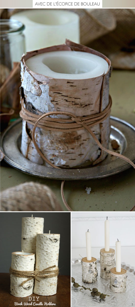 DIY Birch Bark