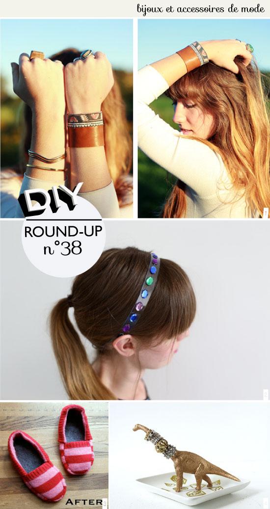Dans le bazaar de Plumetis : DIY round-up n°38