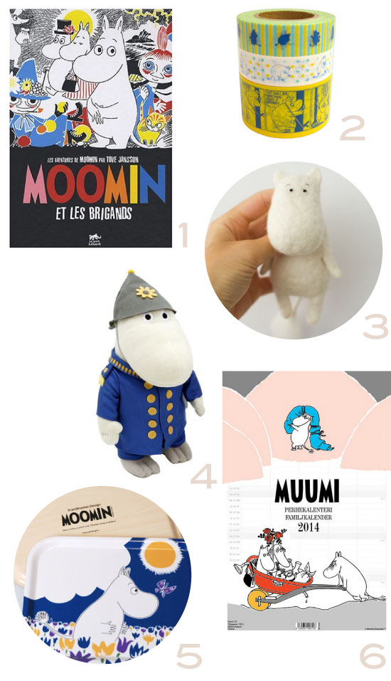 Shopping Moomin