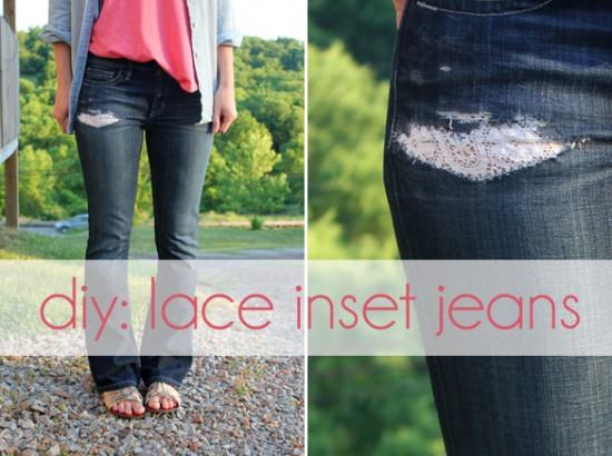 lacejeans // The Forge